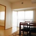 ホーユウパレス北久里浜505号室リビング