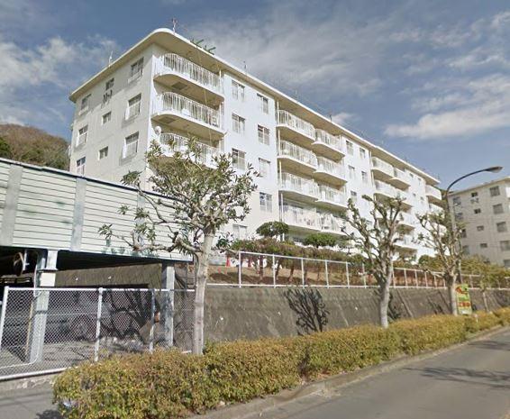 湘南長沢グリーンハイツ11-1号棟外観