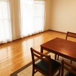 湘南長沢グリーンハイツ11-1号棟303号室リビング