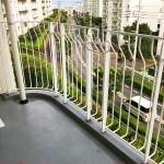 湘南長沢グリーンハイツ11-1号棟303号室眺望