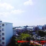 南長沢グリーンハイツ1-4号棟402号室眺望