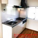 西三田住宅3-6号棟401号室キッチン