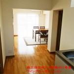 西三田住宅3-6号棟401号室LDK