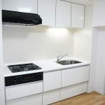 上星川団地1号棟312号室キッチン