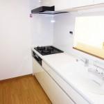 新ゆりグリーンタウンアカシア街区5号棟602号室キッチン