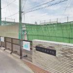田奈中学校1600m(周辺)