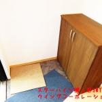 スターハイツ梶ヶ谷301号室玄関