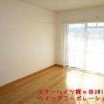 スターハイツ梶ヶ谷301号洋室