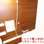 スターハイツ梶ヶ谷301号浴室