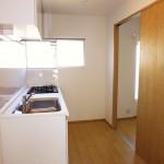 下瀬谷団地5号棟531号室キッチン