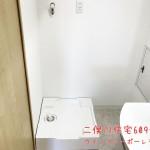 防水パン新規交換済み(内装)