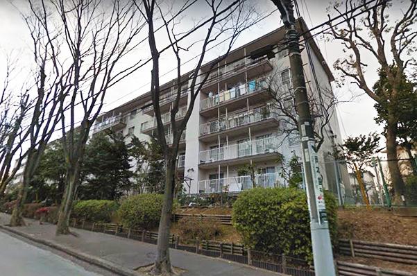 宮前平グリーンハイツ35号棟304号室