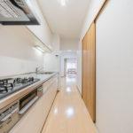 ガーデンライフ久里浜5番館509号室キッチン3