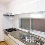エクセル柿生301号室キッチン