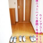 玄関内装もリフォーム済み(玄関)
