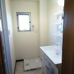 湘南西部住宅2-29号棟2945号室洗面室