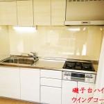 磯子台ハイツ101号室キッチン