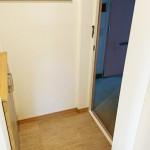 磯子台ハイツ101号室玄関