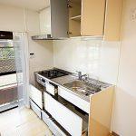 セザール柿生101号室キッチン