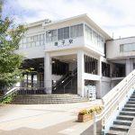 磯子駅は、京浜東北線と横浜線の始発電車もあります
