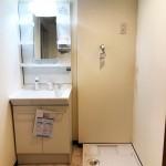 ニューファミール桜森503号室洗面室