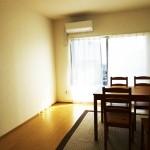 マリンシティコスモ久里浜501号室リビング
