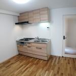 第2ライオンズマンション303号室キッチン