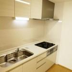 マリンシティコスモ久里浜501号室システムキッチン