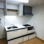 磯子駅前ビル住宅908号室キッチン
