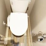 第2ライオンズマンション303号室トイレ