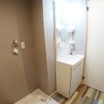 第2ライオンズマンション303号室洗面室
