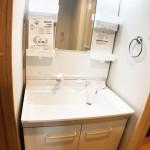 さがみ野ダイヤモンドマンション503号室洗面化粧台