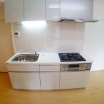 カーサ錦201号室キッチン