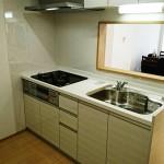 厚木グリーンコーポ504号キッチン