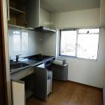 けやき台団地36号棟401号室キッチン