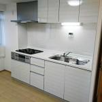 グリーンコーポ保土ヶ谷104号室キッチン