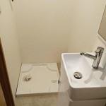グリーンコーポ保土ヶ谷104号室洗面室