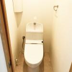 ニュー鹿沼ハイツ外観401号室トイレ