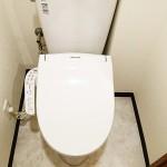 トイレ新規交換(内装)