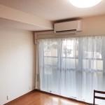 ネオコーポ戸塚122号室リビング