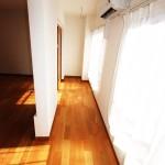 長津田団地2号棟218号室サンルーム
