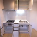 ルミエール厚木203号室キッチン