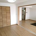 鶴巻温泉駅サマリヤマンション516号室クローゼット