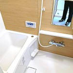 鶴巻温泉駅サマリヤマンション516号室 浴室
