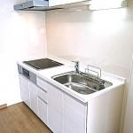 鶴巻温泉駅サマリヤマンション516号室キッチン