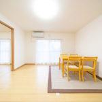 宮前平グリーンハイツ49号棟401号室8帖洋室