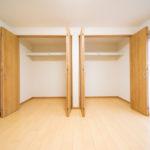 宮前平グリーンハイツ49号棟401号室6帖洋室クローゼット