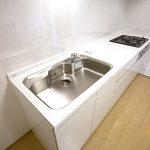南永田団地1-2号棟409号室キッチン