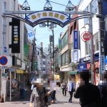 賑わいのある鶴ヶ峰商店街