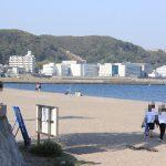 久里浜海水浴場も近いです